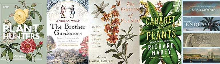 Books about plant hunters