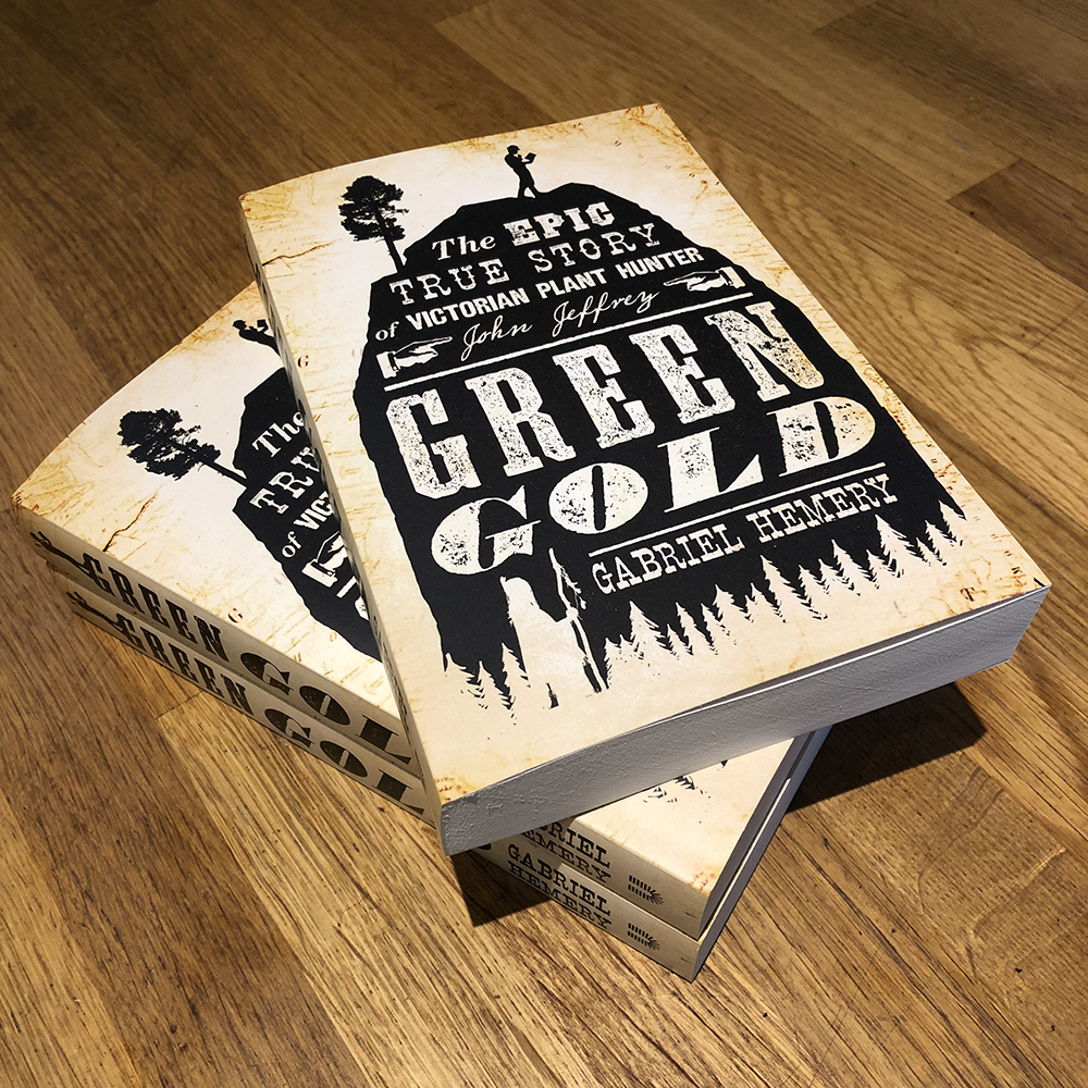 Green Gold fresh from the printers
