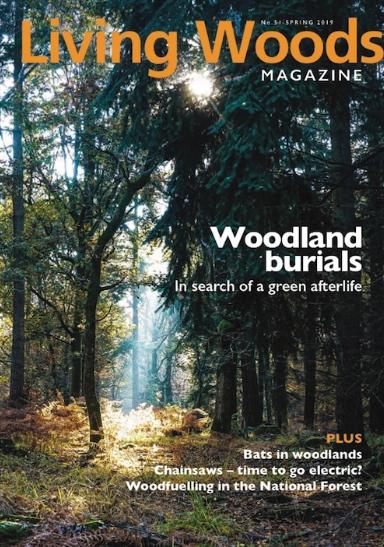 Living Woods magazine, summer 2019